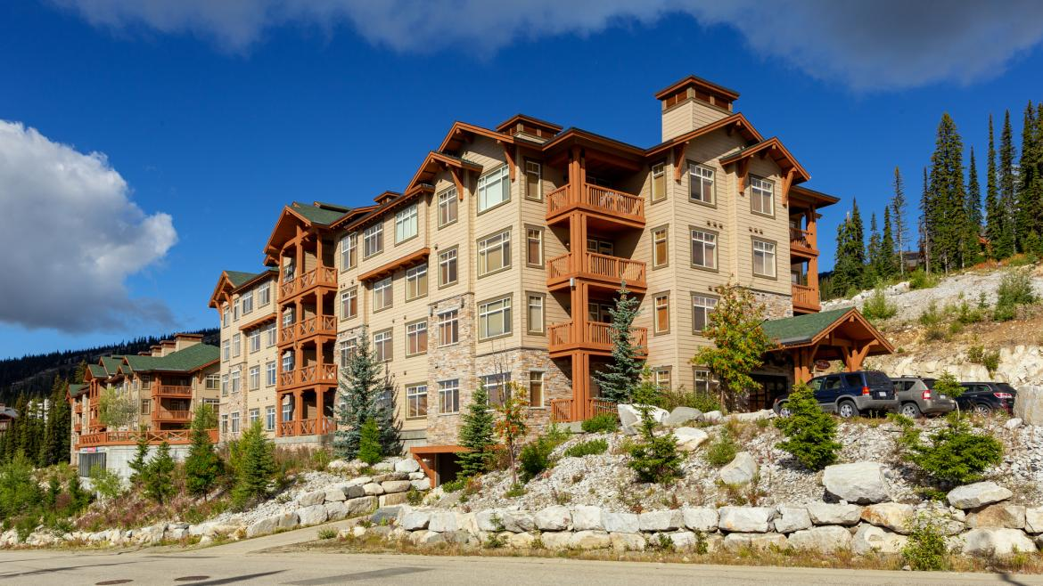 222 - 255 Feathertop Way, Big White, Central Okanagan