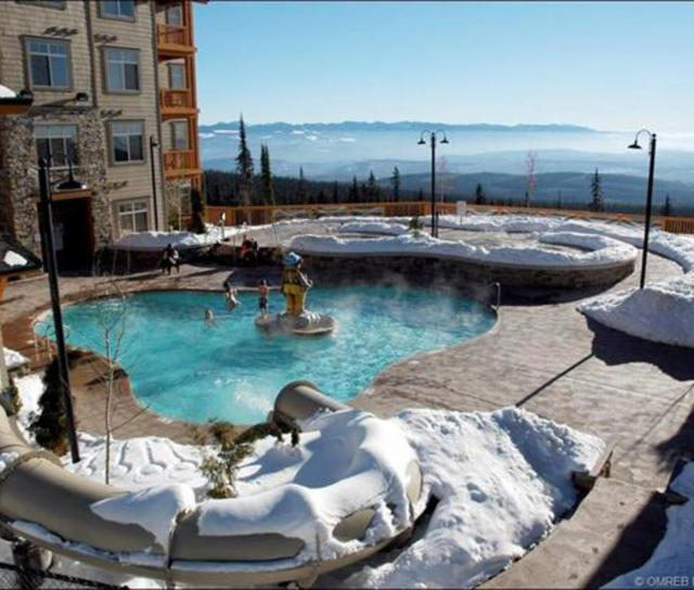 125 - 255 Feathertop Way, Big White, Central Okanagan